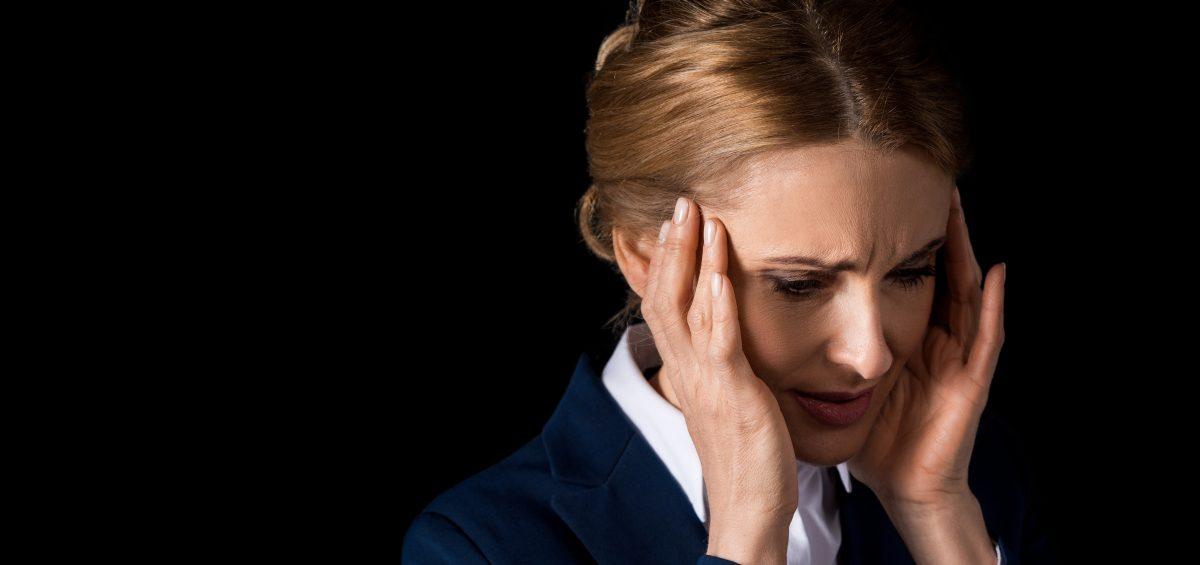 Migraene Kopfschmerz Wechseljahre