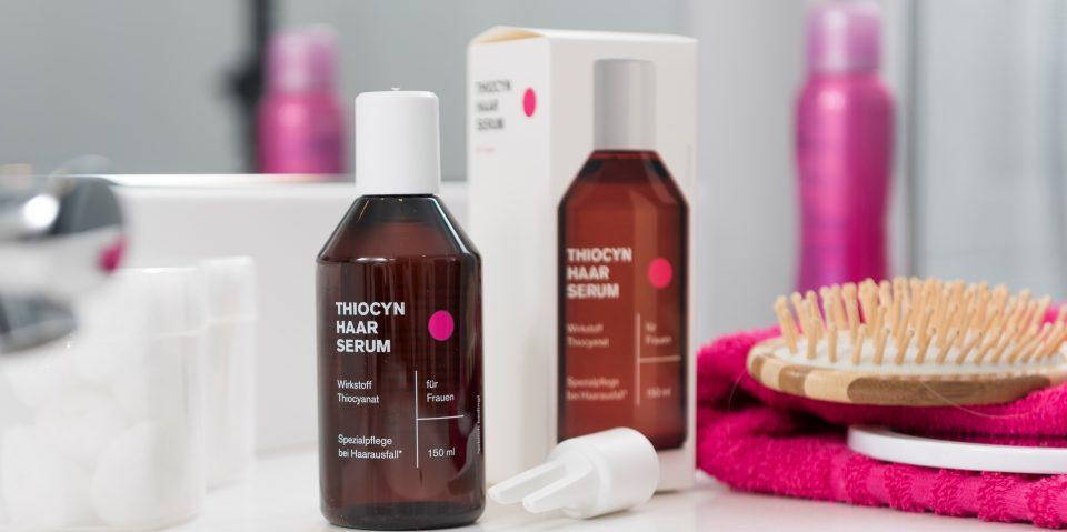 Thiocyn gegen Haarprobleme in der Menopause