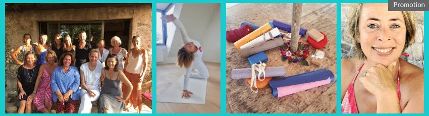Auszeiten für Frauen - Yoga Retreat Ibiza
