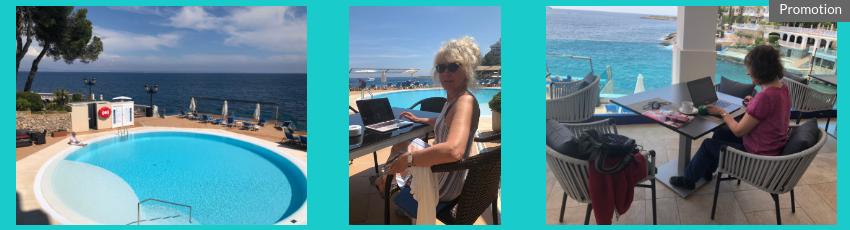 Auszeiten für Frauen Schreibcamp Mallorca