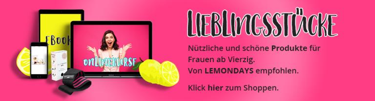 Lemondays Empfehlungen