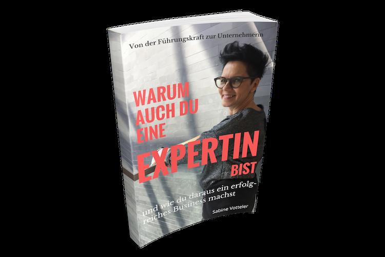 Warum auch du eine Expertin bist