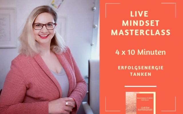 Live Mindset Masterclass