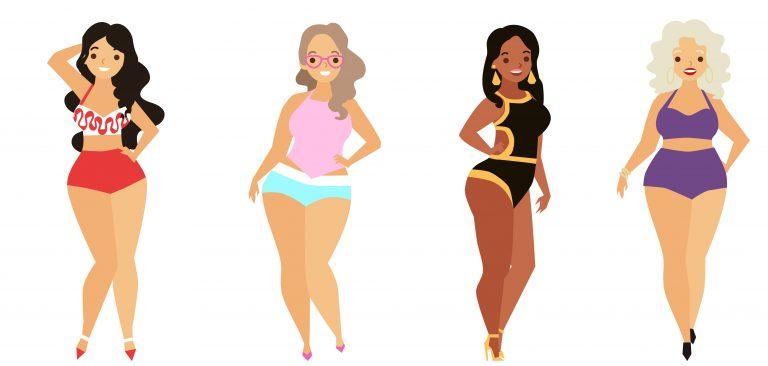 Bikinis für Frauen ab 40