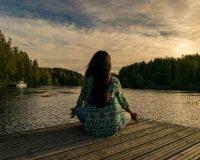 Entspannung durch Yoga in den Wechseljahren