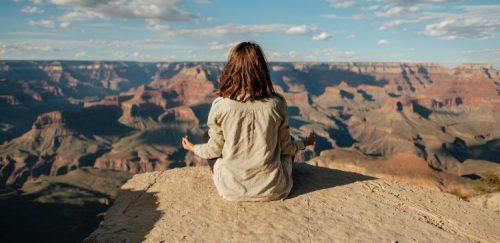 Meditation bei Dopaminmangel