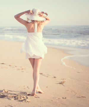 Sommerkleider für Frauen ab 40