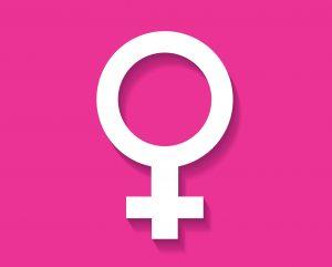 Oestrogen steht für das Weibliche