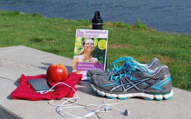Laufeinsteigerbuch für Frauen