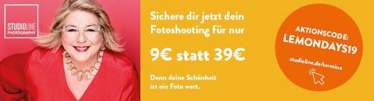 studioline Fotoshooting