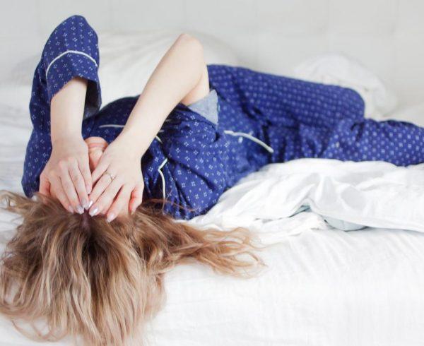 Schlafprobleme Hormone
