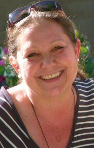Seminarleiterin Silke Steigerwald