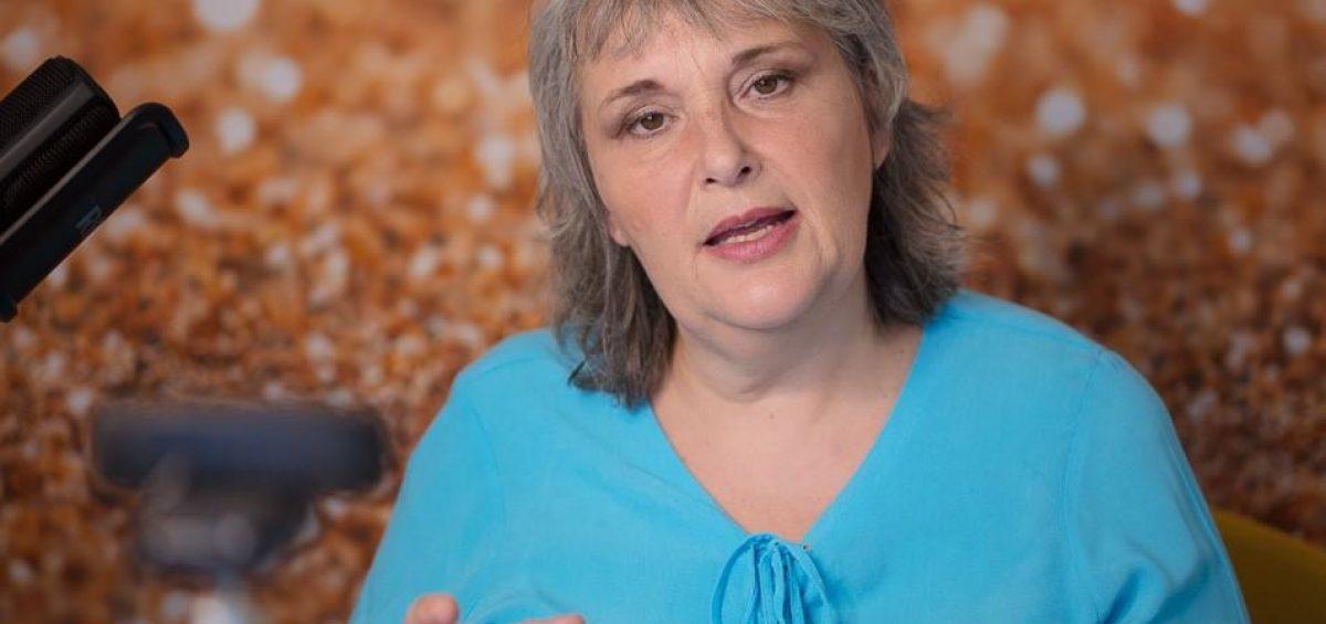Expertin Denise Sonderegger