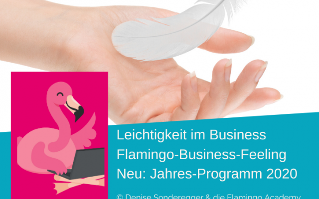 Flamingo Business Jahresprogramm