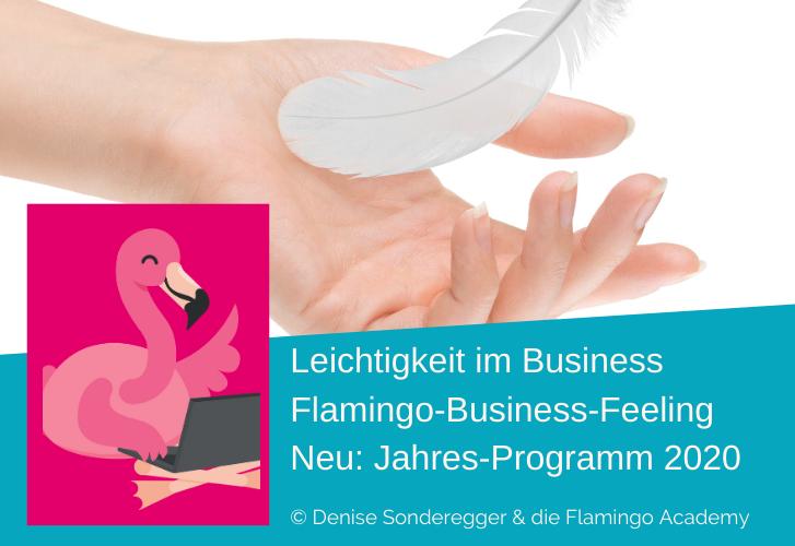 Flamingo Business Jahresprogramm