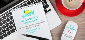 Blog schreiben lernen