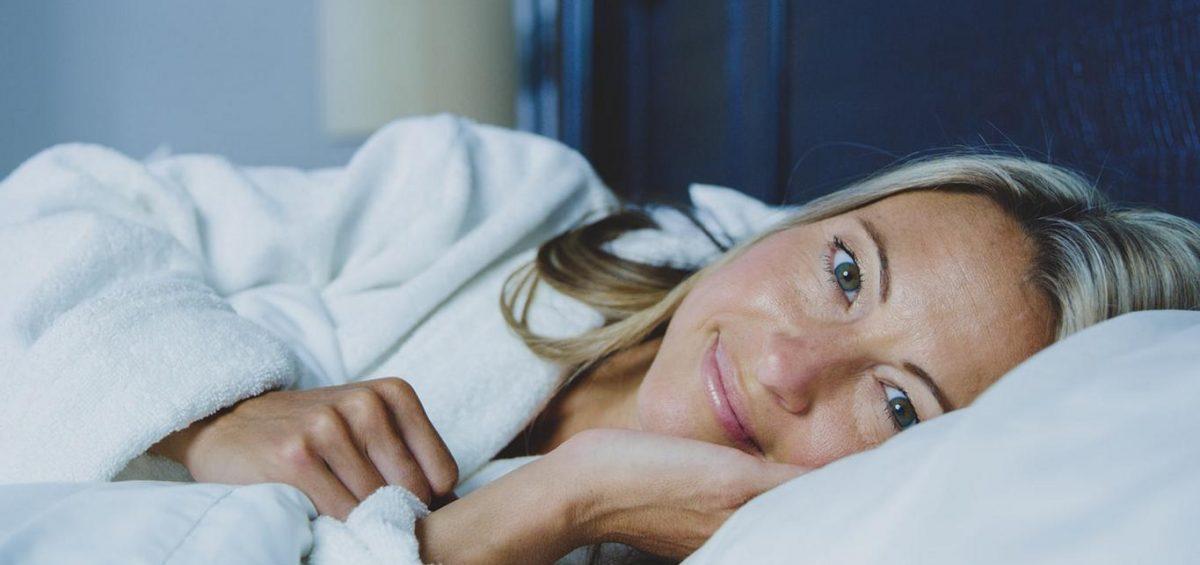 Schlafratgeber Wechseljahre