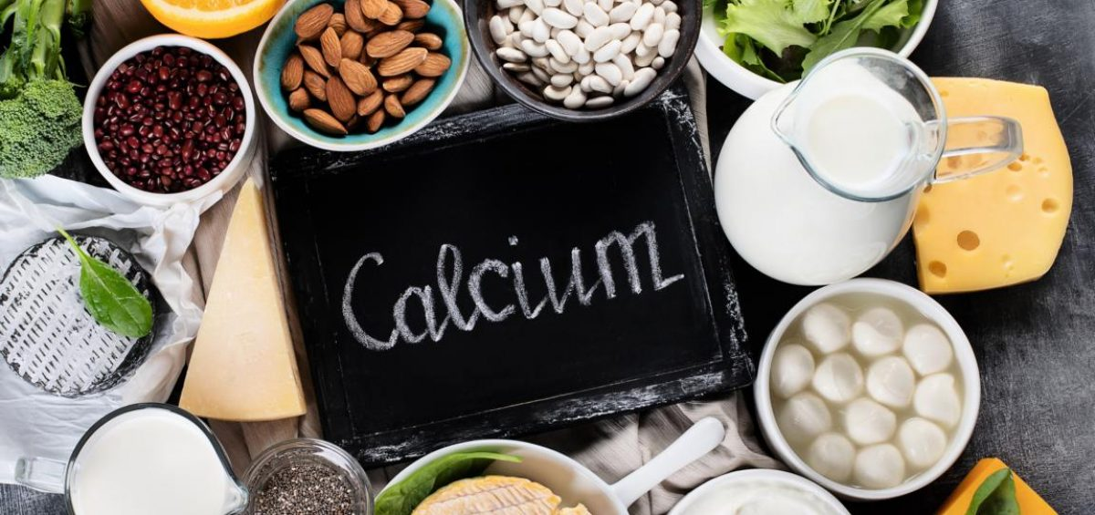 Kalziumbedarf nach Menopause