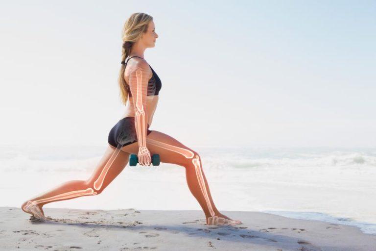 Bewegung zur Osteoporosevorbeugung