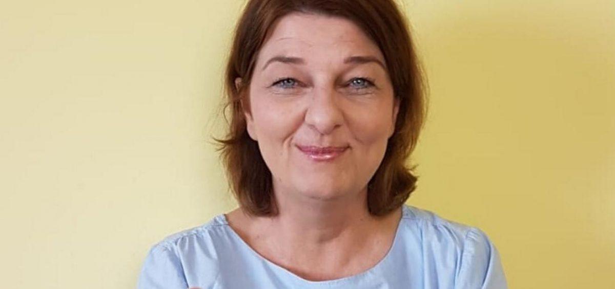 Expertin Gabriela Linshalm