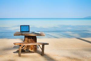 Schreibcamp Strand 2020