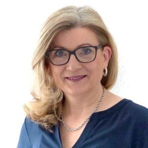 Redakteurin Bettina Hertzler