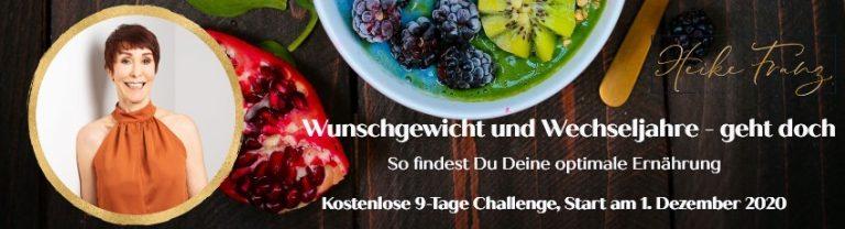 Banner Challenge Heike Franz