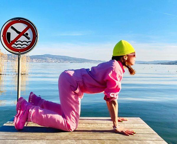 Beckenboden Yoga
