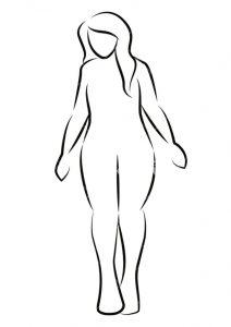 Körperumriss