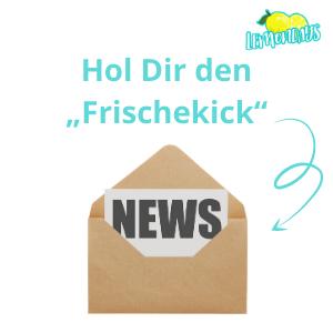"""Newsletter """"Frischekick"""""""