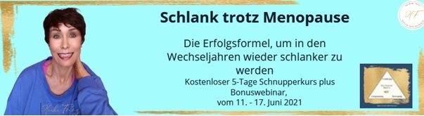 Dr. Heike Franz - Schlank trotz Menopause
