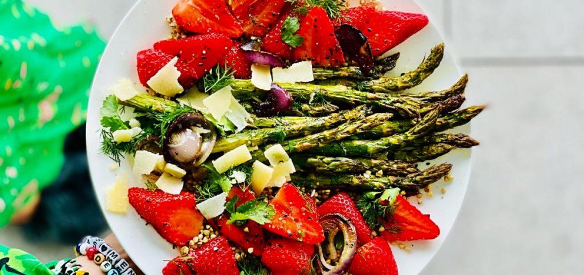 Petra Orzech Sirtfood Salat