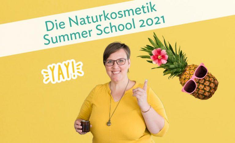 JulesMoody Naturkosmetik Summer School